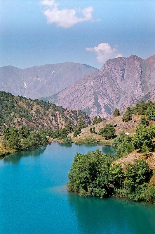 озеро тимур дара фото наших